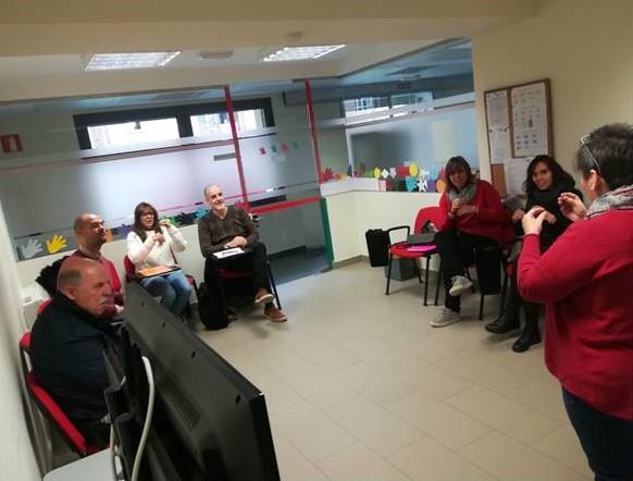 FINALIZA EL CURSO BÁSICO DE LENGUA DE SIGNOS ESPAÑOLA ORGANIZADO POR CERMI