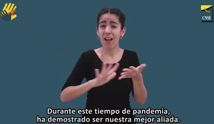MANIFIESTO DEL DÍA NACIONAL DE LAS LENGUAS DE SIGNOS ESPAÑOLAS