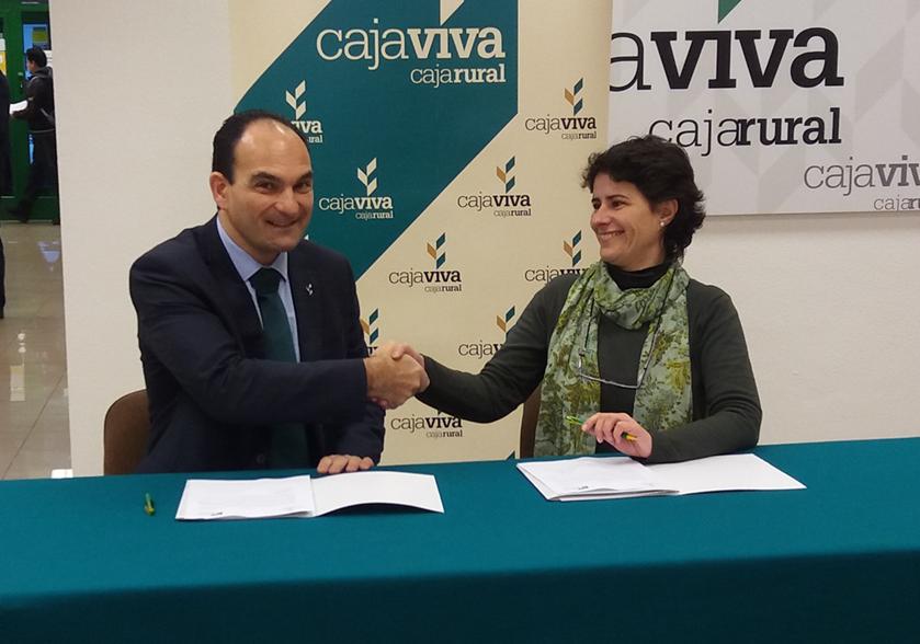 Fescan y Caja Rural Caja Viva firman un convenio de colaboración